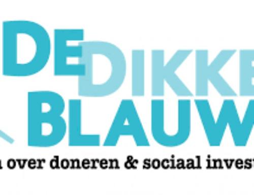 Verslag webinar in De Dikke Blauwe
