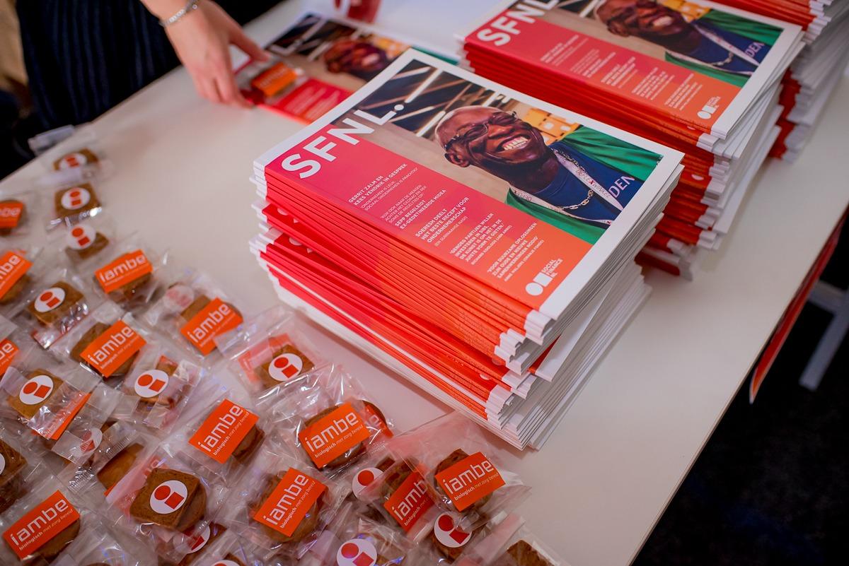 Magazine Social Finance NL