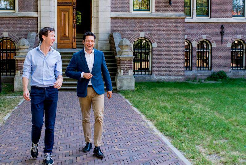 Ruben en Björn Social Finance NL