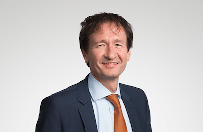 Uli Grabenwarter, Deputy Director - Equity Investments bij het European Investment Fund (EIF) social impact bonds