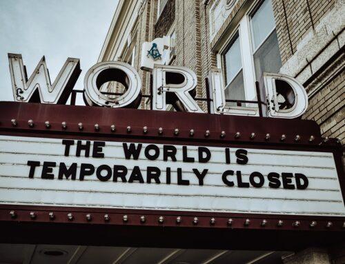 """De wereld na corona deel I: """"We moeten gaan waarderen wat er echt toe doet"""""""