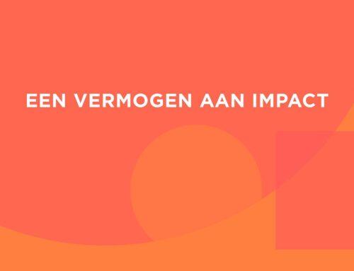 Webinar 'Een vermogen aan impact'