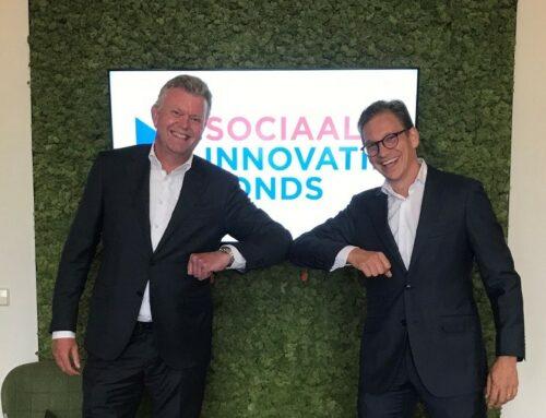 Extra impuls voor het Sociaal Innovatiefonds door schenking van Deloitte