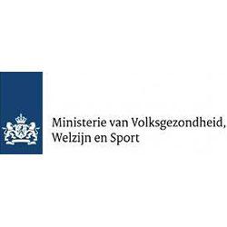 Ministerie Volksgezondheid Welzijn Sport